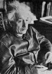 Einstein, Albert (1879-1955) -- from Eric Weisstein's World of ...