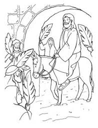 Palm Sunday Coloring Page Free Coloring Pages On Art Coloring Pages