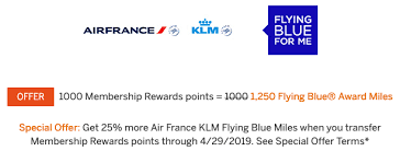 Get Insane Points Value With Amex Transfer Bonus To Flying