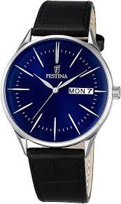 <b>Мужские</b> наручные <b>часы Festina F6837</b>/<b>3</b> кварцевые