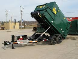 How Does A Trash Compactor Work Roll Off Trailer System Customers Call The Ezrolloff A Beast