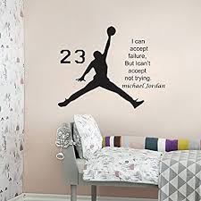 Wall Sticker Quotes Best Amazon LOVETMBasketball Inspirational Wall Sticker Quotes