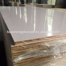17mm high gloss uv color painting mdf boards