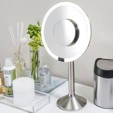 simplehuman 5X/10X Sensor Makeup Mirror