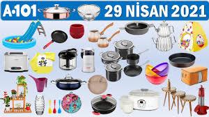 A101 29 Nisan 2021 Aktüel Kataloğu   Mutfak Gereçleri & Bebek Eşyaları    Beklenen Katalog