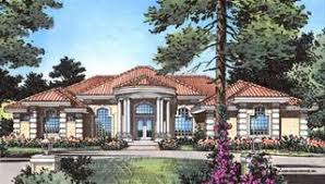 Tuscan Style House Plans  amp  Home Designs   Direct from the Designers™Bed