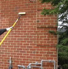 sealing exterior brick walls. protect exterior brick with sealer source · building waterproofing contractor \u0026 concrete sealing walls o