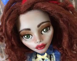 ooak custom monster high doll viviana marie st claire