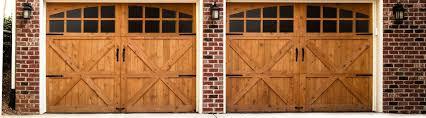 colorful garage door wood veneer