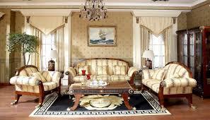 Renaissance Style Interior Design Ideas - Living room style