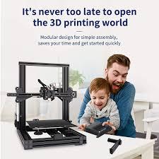 <b>ANYCUBIC Mega</b> Zero 2.0 3D Printer, UL Certified Power Supply + ...