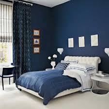 Coolbluebedroompaintideaforteenageboyswithdarkbluewalljpg - Dark blue bedroom
