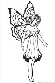 Small Picture Fairies 5 Coloring Page Free Disney Fairies Coloring Pages