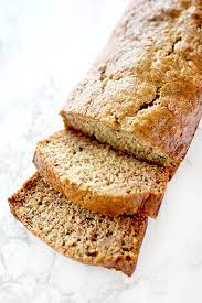 banana bread without er the taste