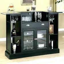 portable bar cabinets antique portable bar cabinets portable bar cabinet bedroom awesome