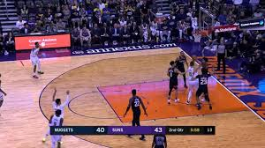 Big dunk from Kelly Oubre Jr in the ...