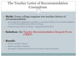 Letter Of Recommendation Not Submitted D29 Electronic Submission What Works For Us