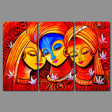 Small Picture Online Buy Wholesale india wall art from China india wall art