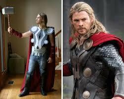 20 diy superhero costume ideas thor for in avengers costumes diy