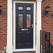 Our classic Elbrus composite door has improved this homes ...
