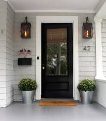 doors glass front doors exterior doors home depot black door with glass panel brushed brass