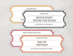 best photos of make your own printable vouchers make your own create your own printable coupon templates
