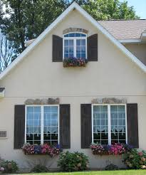 A Collection Of Exterior Shutter Styles Window Source NH - Shutters window exterior