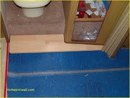 installing laminate flooring transitions awesome elegant carpet to vinyl transition concrete