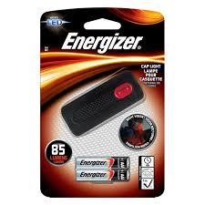 Energizer 2aaa Cap Light Cap Light 2 Aaa Included 85 Lm Black