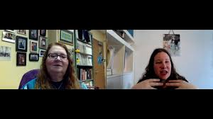 Loraine Sims Interview with Lucia Lucas - YouTube