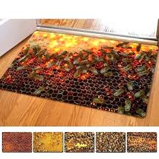 ultra thin door mat thin rugs honeycomb thin indoor mats rugs for home funny bathroom carpet ultra thin door mat