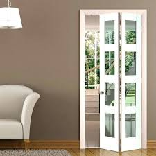frosted glass bifold doors interior