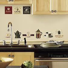Jual Coffee House Bakery Shop Cafeteria Lounge Room Kitchen Wall