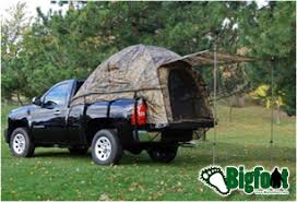 Bigfoot Truck Tent Model 300