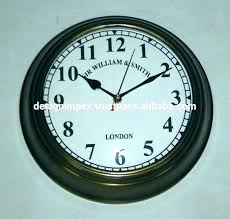digital office wall clocks large c41 clocks