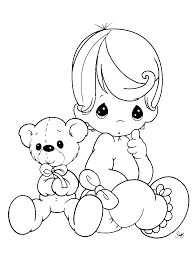Small Picture Baby Girl Coloring Pages GetColoringPagescom