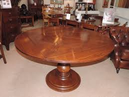 round square to round table with a parquet top