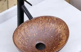 stone bathroom vessel sinks vanity medium size great glass sink ideas for small bathrooms kohler kohler glass sink