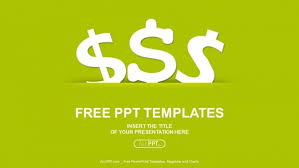 Free Money Ppt Templates Vector Money Icon Dollar Finance Powerpoint Templates