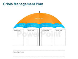 crisis management plan example crisis management plan editable template for ppt