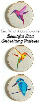 Embroidery Patterns Etsy