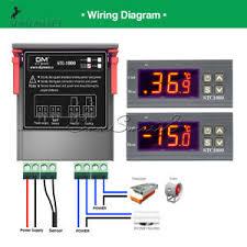 stc 1000 digital ac 110 220v temperature controller thermostat image is loading stc 1000 digital ac 110 220v temperature controller