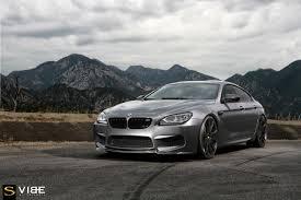 Coupe Series black bmw m6 : BMW M6 | Black di Forza BM12 | Savini Wheels | VIBE Motorsports