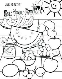 Food Coloring Pages To Print Food Drink Milk Gallon Coloring Page