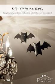 make these super cute bats in just a few minutes with an empty cardboard