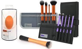 real techniques brushes orange. crazy kangaroo: real techniques: sponge, face brush, brush set, starter kit techniques brushes orange