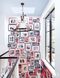 an over the top photo display
