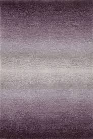 gray and purple area rug excellent on bedroom within trans ocean ombre payless rugs 12