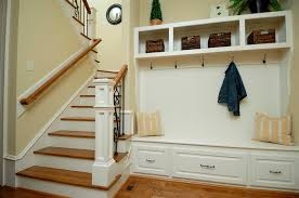Entryway Bench With Storage And Coat Rack Extraordinary 32 Entryway Bench Design Ideas To Try In Your Home KeriBrownHomes