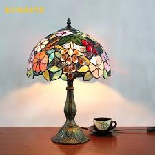 colored glass lighting. Contemporary Glass Colored Glass Light Fixtures Inch Stained Lamp Living Room Bedside  Table Grapes Shade Decor Ceiling On Lighting A